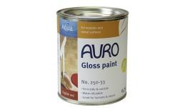 AURO 250 Gloss Paint Colours