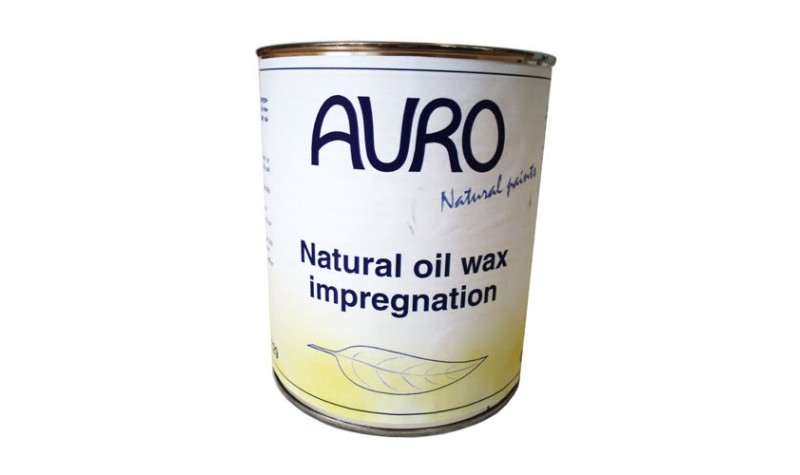 AURO 129 Natural Oil and Wax