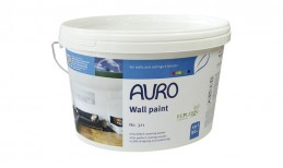 AURO 321 Matt Emulsion WHITE