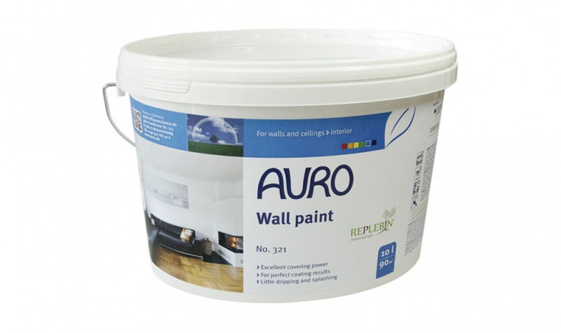 AURO 321 Matt Emulsion COLOURCHART COLOURS