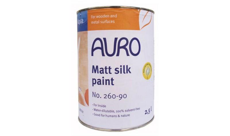 AURO 260 Matt Silk Paint