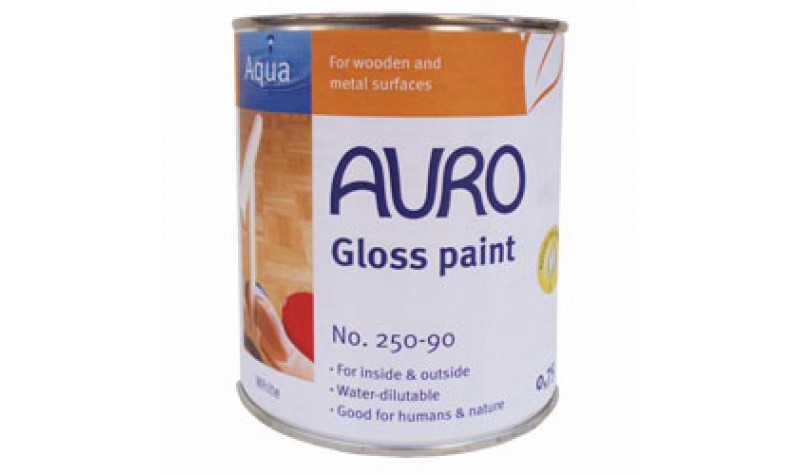 AURO 250 Gloss Paint