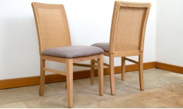 Oak Albury Loom Chair