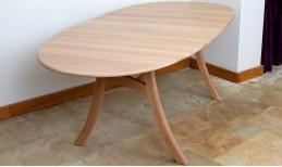 Oak Albury Dining Table