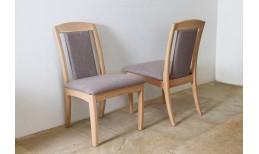Oak Albury Upholstered Chair
