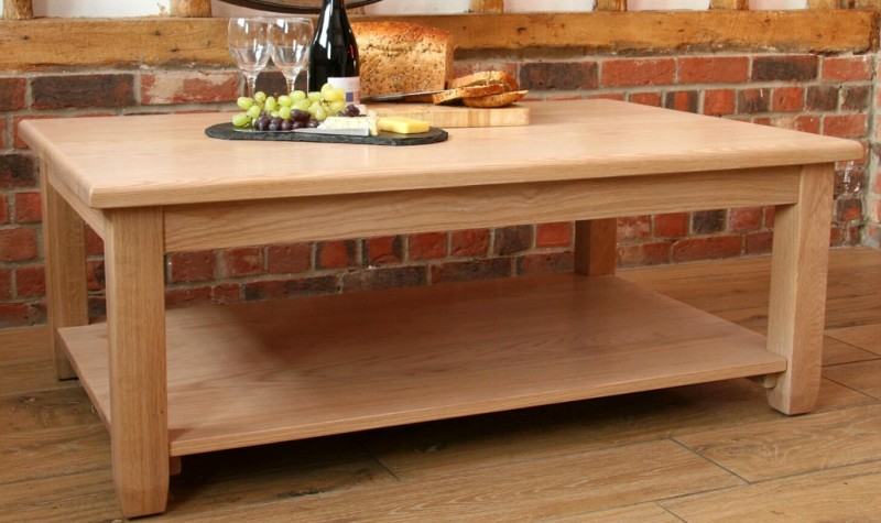 Oak Pelham Coffee Table