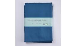 Ocean Blue Organic Cotton Bedding
