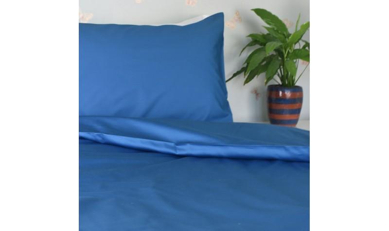 Ocean Blue Organic Cotton Bedding Set
