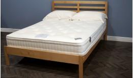 Ash Cherrington Beam Bed (King)