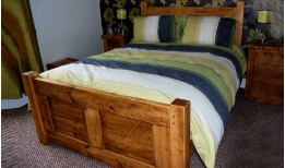 Plank Gate Panels Bed