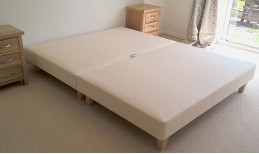 Pure (chemical fire retardant free) Divan Base