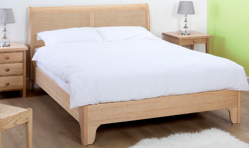 Ash Cherrington Curve Bed