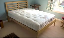 Ash Cherrington Beam Bed