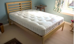 Ash Cherrington Beam Bed