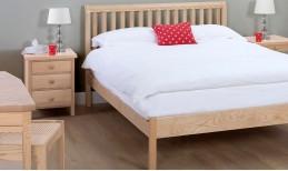 Ash Cherrington Slat Bed