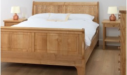 Ash Cherrington Curve Bed (panel)