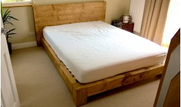 Reclaimed Brentwood Bed