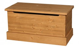 Children's (Child Safe Finish) Blanket Box