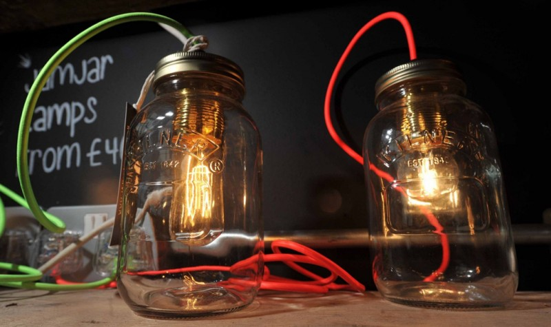 JamJar Table Lamp