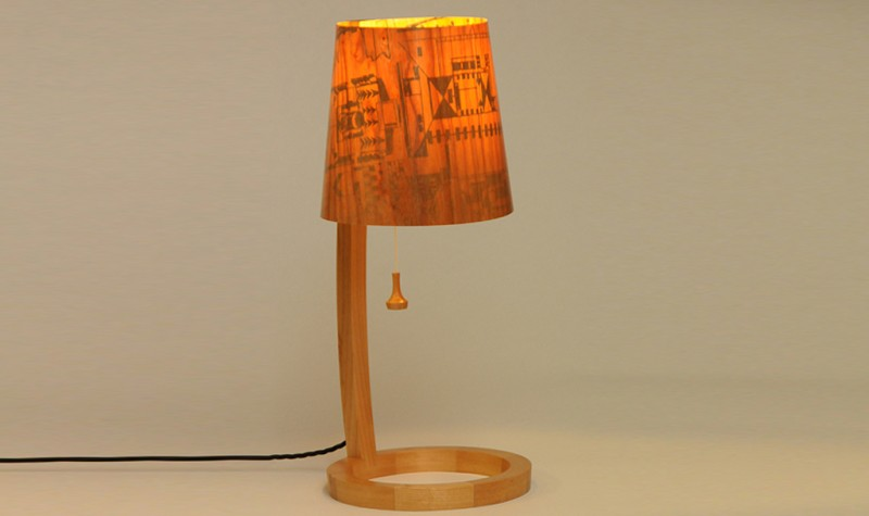 Saturn Table Lamp
