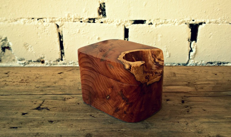 Yew and Oak Boxes