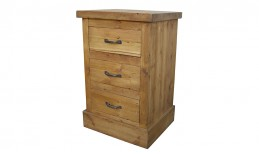 Reclaimed Stockhill Bedside