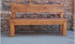 Plank Pew Benches