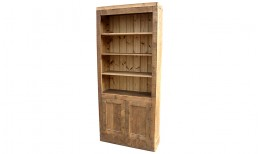 Reclaimed Cube Cabinet