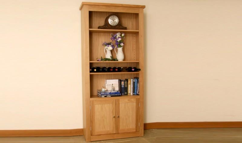 Oak Elements Cabinet