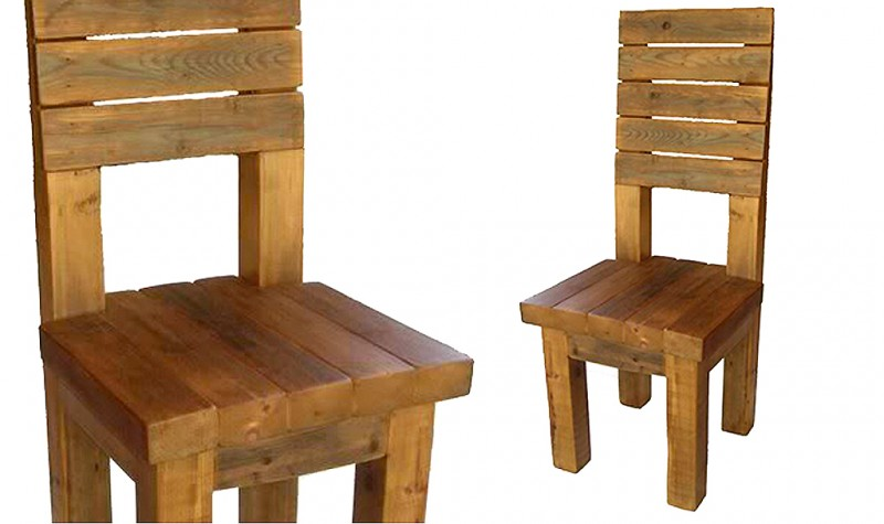 Reclaimed Hinton Chair