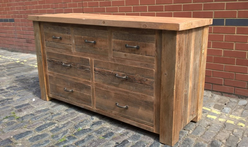 Reclaimed Stockhill Gate Chest