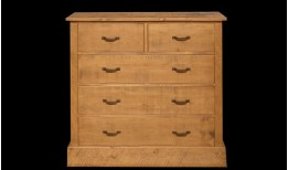 Pure (glue free / natural finish) Chest