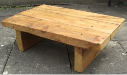 Reclaimed Hinton Coffee Table