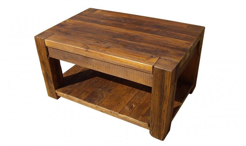 Reclaimed Stockhill Gate Coffee Table