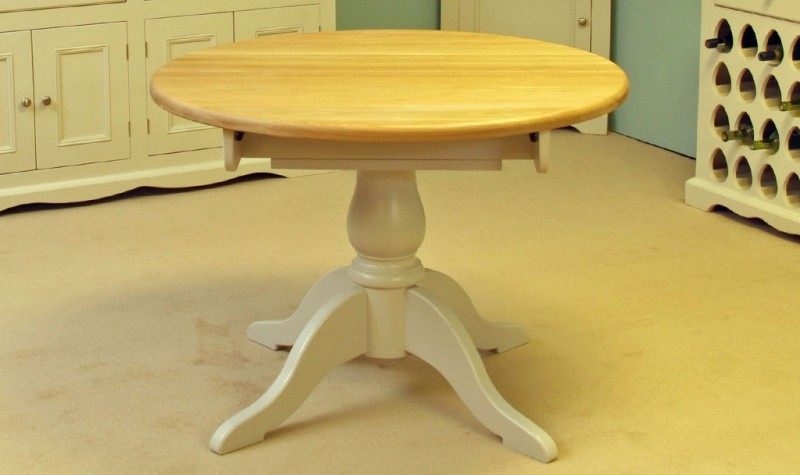 Barley Round Dining Table