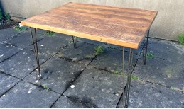 Reclaimed Wood Table / Work Surface Top