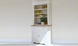 Oak Barley Dresser