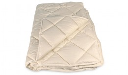 Organic Children's Cot Wool Duvet