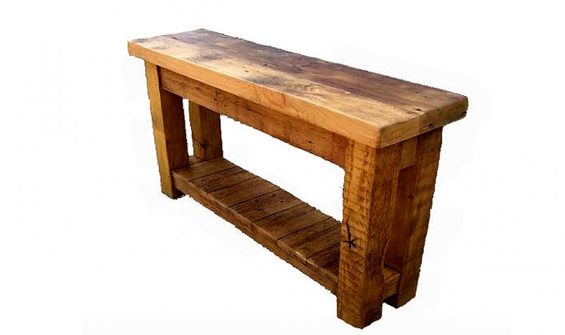 Reclaimed Stockhill Hall Table