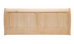 Ash Cherrington Curve Headboard (Panel)