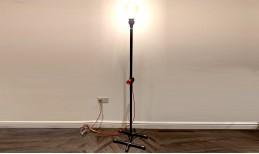 Urban Pipe Floor Lamp (Tall)
