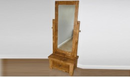 Plank Cheval Mirror
