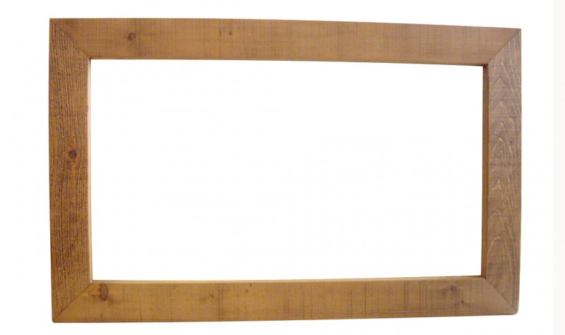 Plank Mirror (Chunky)