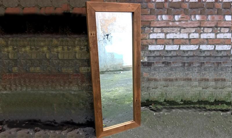 Reclaimed Stockhill Mirror (Chunky)