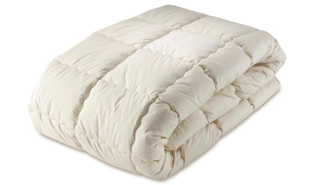 Organic Wool Topper