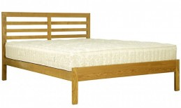 Double Ash Cherrington Beam Bed (auro finish)