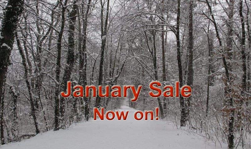 SALE - now on