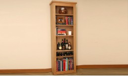 Oak Elements Bookcase