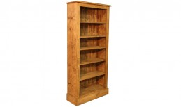 Plank Panel Bookcase