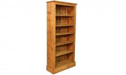 Plank Panel Bookcase